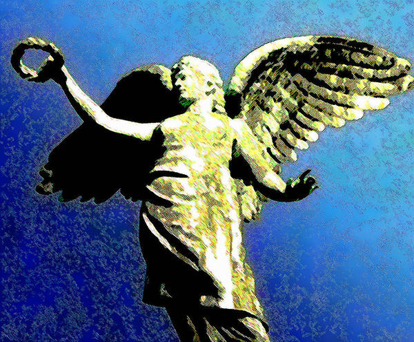 Photograph - Angel by Bill Cannon