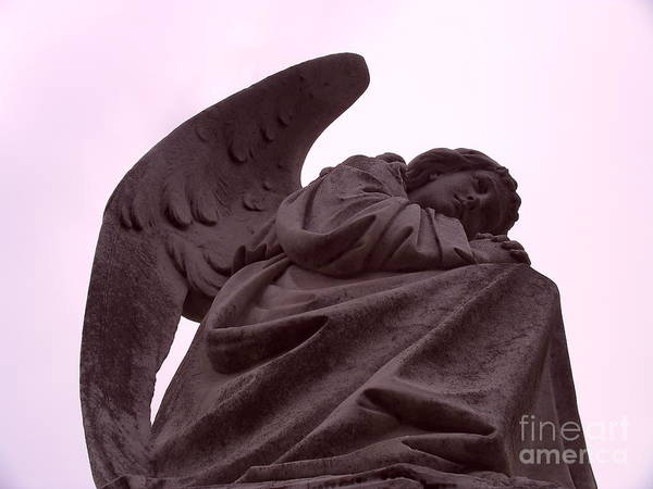 Photograph - Angel In Repose by Cynthia Marcopulos