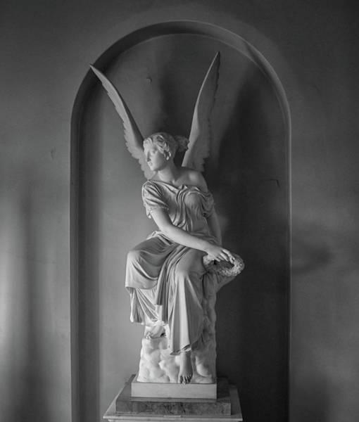Lady Liberty Photograph - Angel by Martin Newman