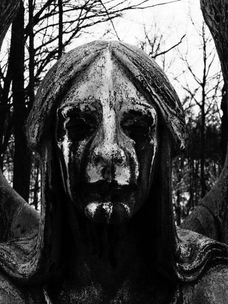 Wall Art - Photograph - Angel Of Death by Ian MacQueen