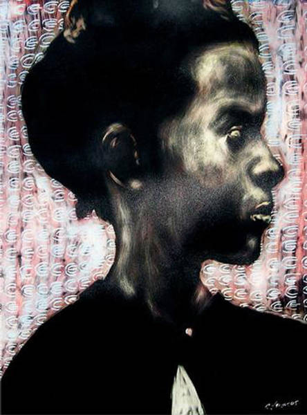 Chester Mixed Media - Angel Of Mercy by Chester Elmore