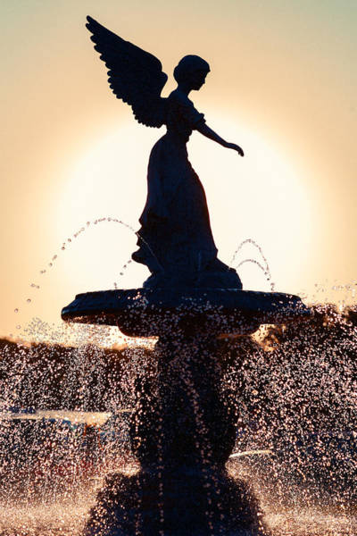 Photograph - Angel Of The Waters by Todd Klassy