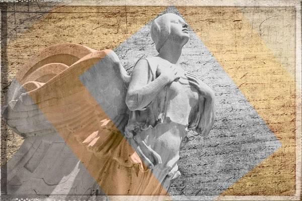 Photograph - Angel Over  Washington by Alice Gipson