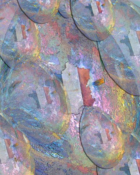 Fleur Digital Art - Angel Tears For France by Michele Avanti