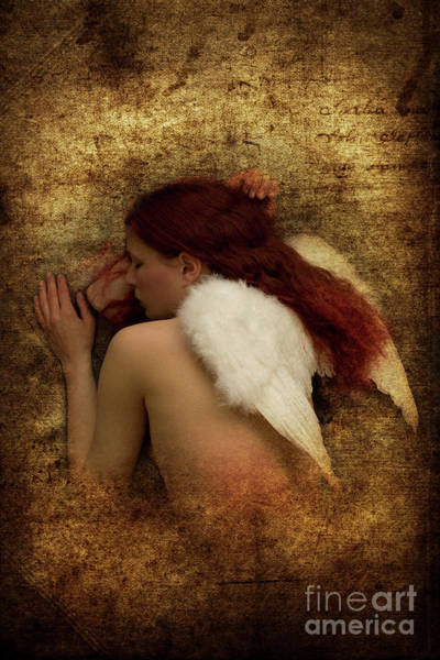 Photograph - Angelic Number 2 by Clayton Bastiani
