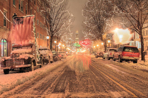 Feb Wall Art - Photograph - Angelic Snow by JC Findley
