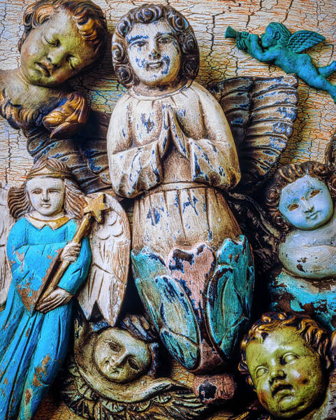 Wall Art - Photograph - Angels All Together by Garry Gay