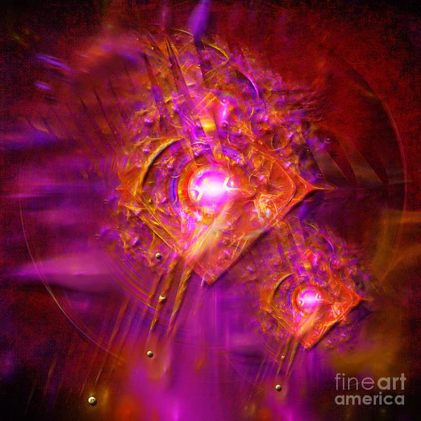 Digital Art - Angels Vibration Frequency  by Alexa Szlavics