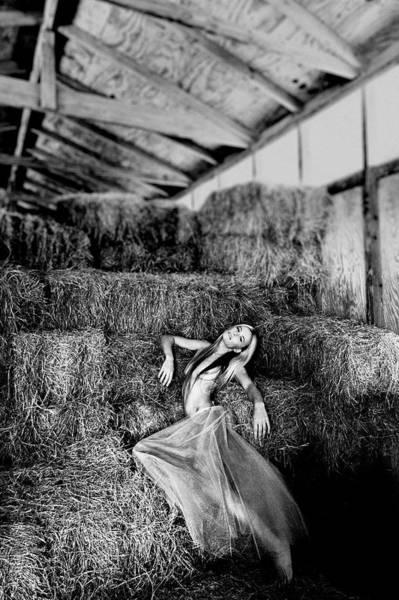 Photograph - Angelus Domini by Maria Lankina
