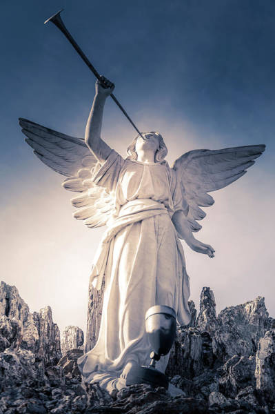 Inri Wall Art - Photograph - Angel Of Light by Art Spectrum