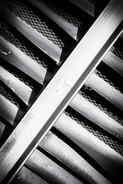 Photograph - Angle Of Venting II by John Williams