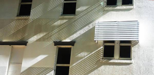 Photograph - Angled Shadows by Susan Vineyard