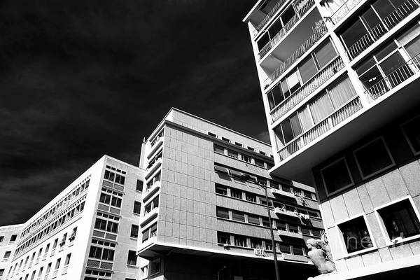 Photograph - Angles In Marseille by John Rizzuto