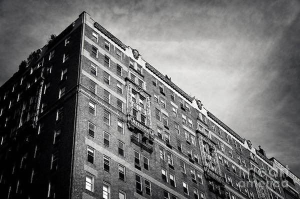 Photograph - Angles On Central Park West by John Rizzuto