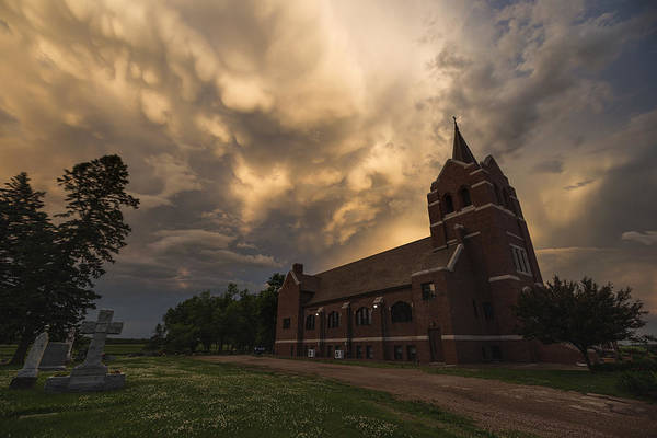Photograph - Angry God by Aaron J Groen
