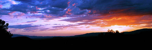 Photograph - Angry Sky by Howard Bagley