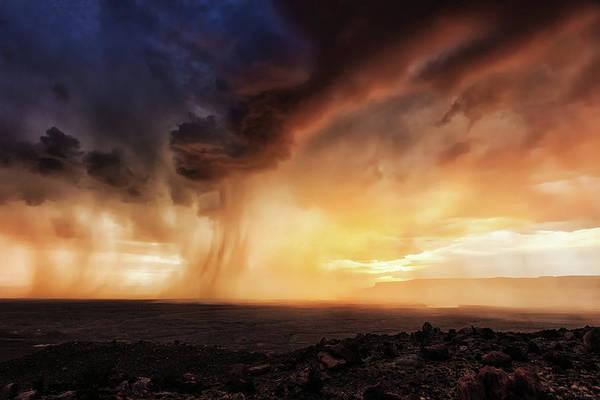 Photograph - Angry Sky by Rick Furmanek