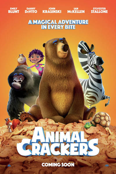 Wall Art - Painting - Animal Crackers 2 by Movie Poster Prints