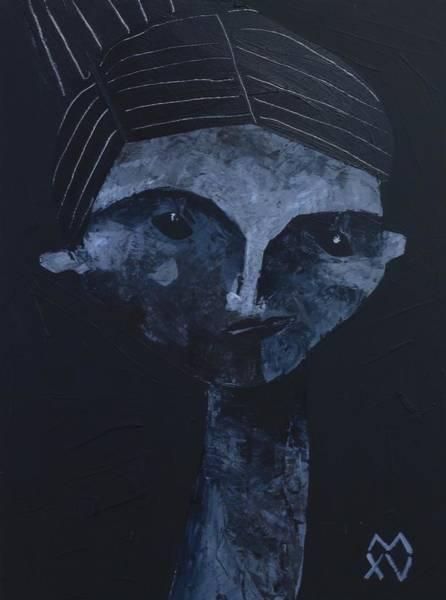 Acrylic Mixed Media - Animus No. 87 by Mark M  Mellon