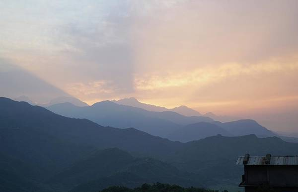 Wall Art - Photograph - Annapurna Sunrise 2 by Lora Louise