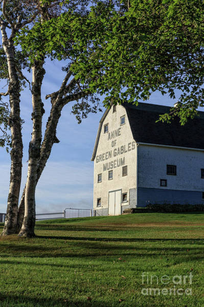 Photograph - Anne Of Green Gables Museum by Edward Fielding