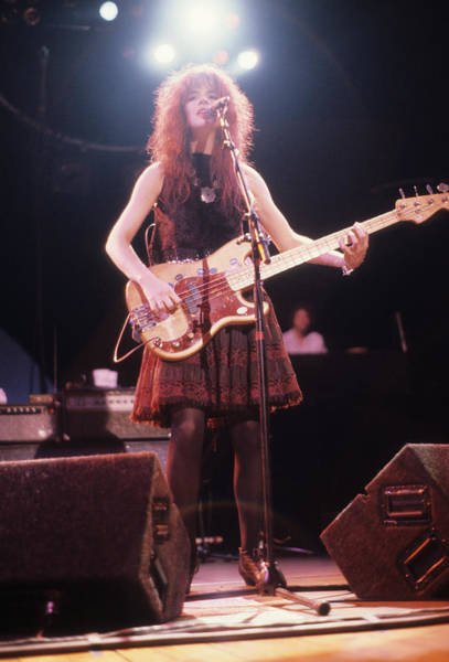 Photograph - Annette Zilinskas Of The Bangles by Rich Fuscia