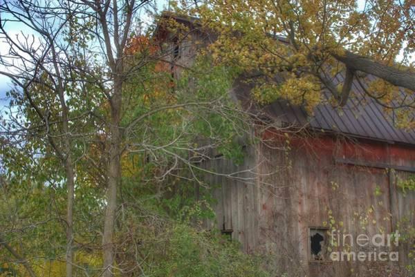 0001 - Annie's Barn I Art Print