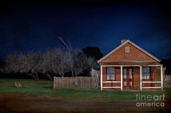 Photograph - Another Aussie Night by Russell Brown