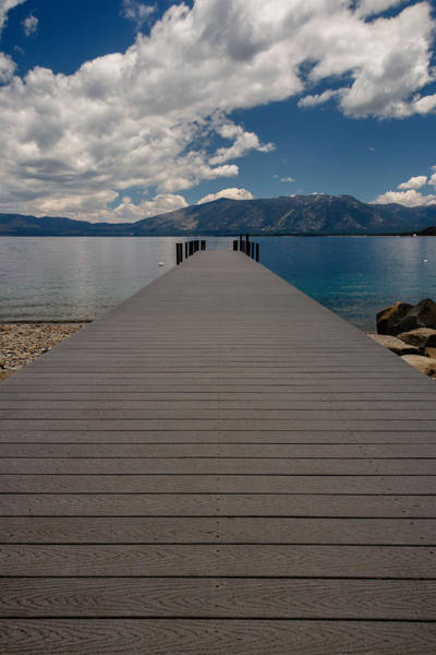 Herron Photograph - Another Beautiful Tahoe Day by Mike  Herron
