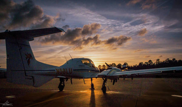 Photograph - Another Glorious Morning On The Ramp by Philip Rispin