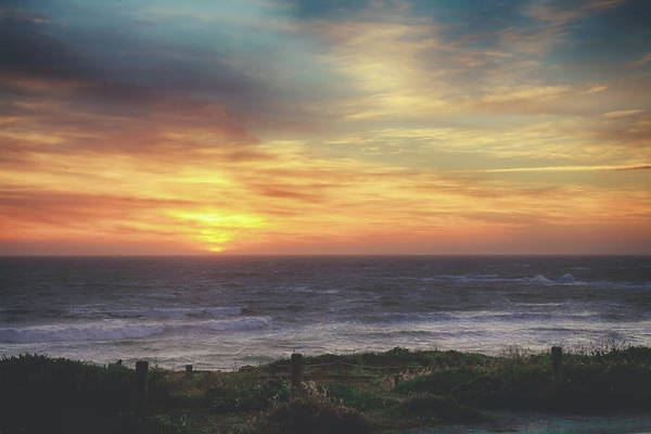 Cambria Photograph - Another Goodbye by Laurie Search