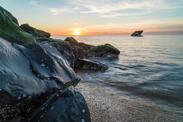 Wall Art - Photograph - Another Sunset Beach by Kristopher Schoenleber