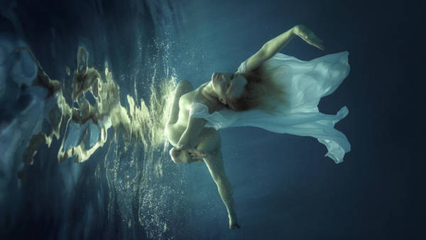 Photograph - Another World by Dmitry Laudin