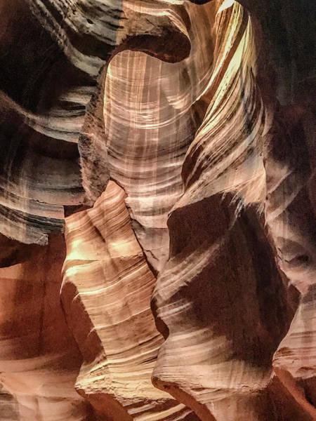Photograph - Antelope Canyon #0057 by Teresa Wilson