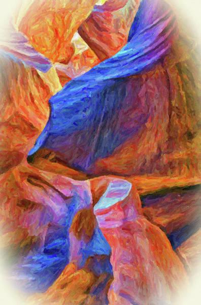 Wall Art - Photograph - Antelope Canyon 2 by Winnie Chrzanowski