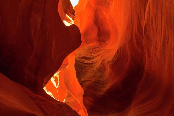 Slot Canyon Mixed Media - Antelope Canyon 26 by Kevin O'Hare