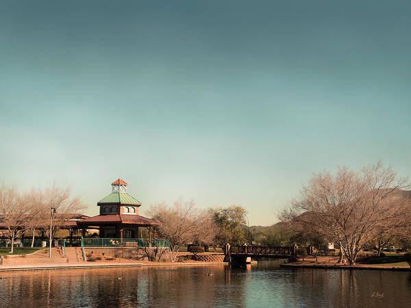 Wall Art - Photograph - Anthem Lake by Gordon Beck