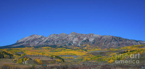 Photograph - Anthracite Range In Autumn  by Michael Ver Sprill