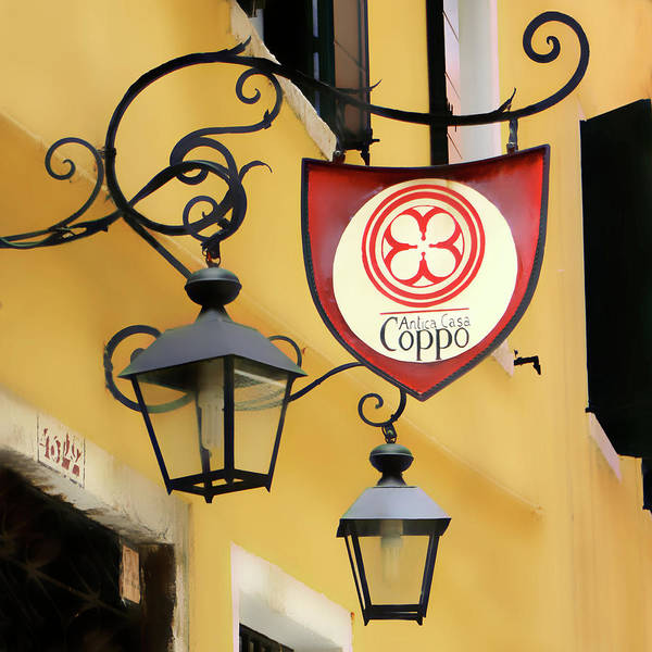 Photograph - Antica Casa Coppo by Vicki Hone Smith