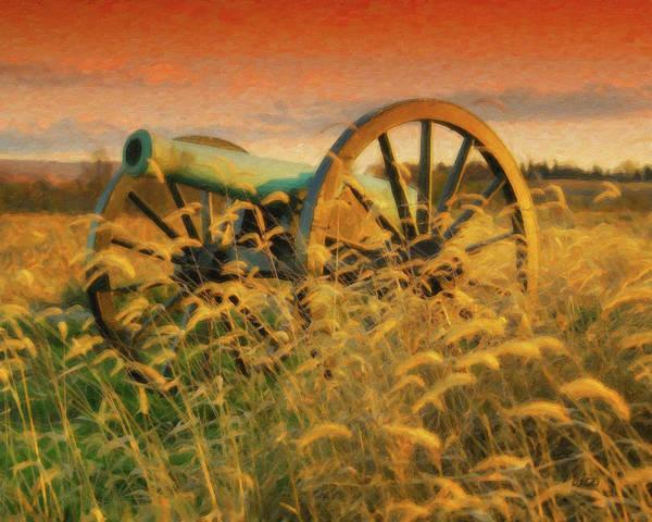 Antietam Battlefield - Dwp140321 Art Print