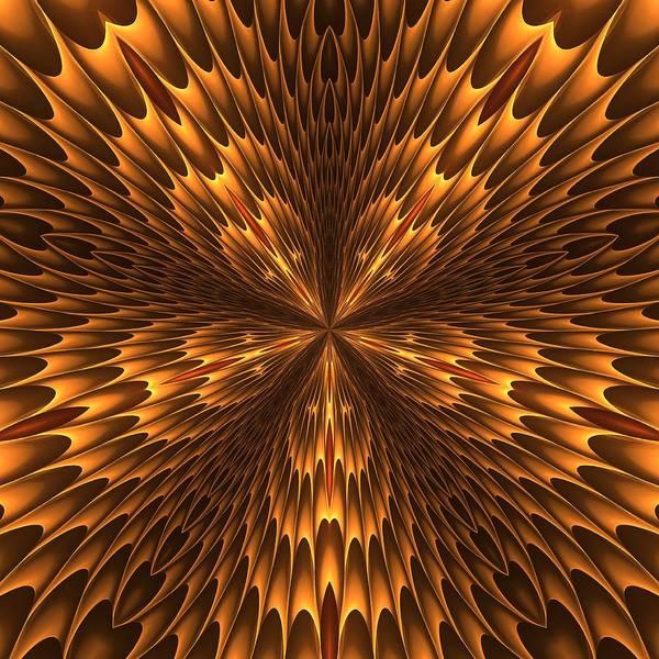 Digital Art - Antineutrino Flare by Doug Morgan