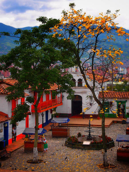 Photograph - Antioquia by Skip Hunt