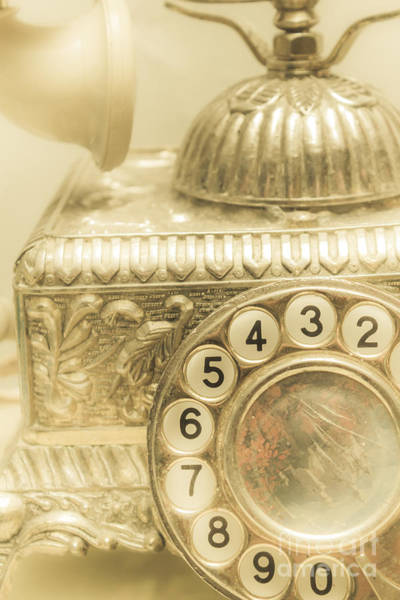 Dials Photograph - Antique Connections by Jorgo Photography - Wall Art Gallery