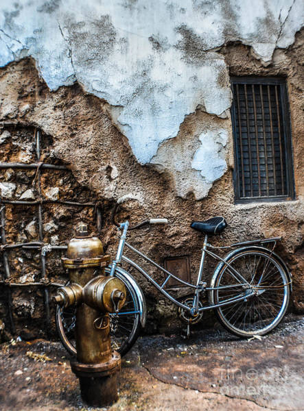 Photograph - Antique Fire Hydrant  by Gary Keesler