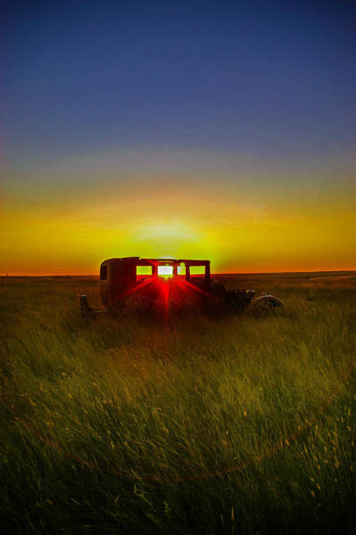 Photograph - Antique In The Sun by Frank Vargo