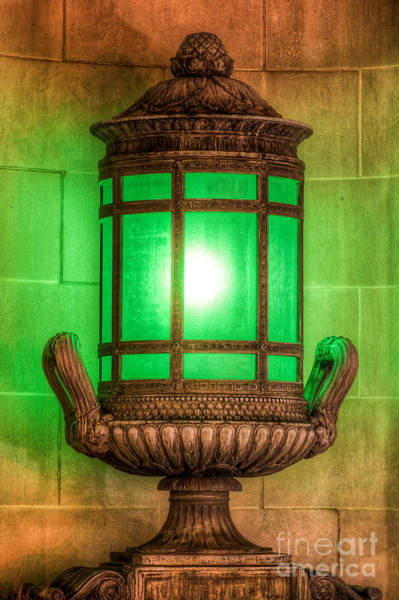 Photograph - Antique Lantern by Phil Spitze