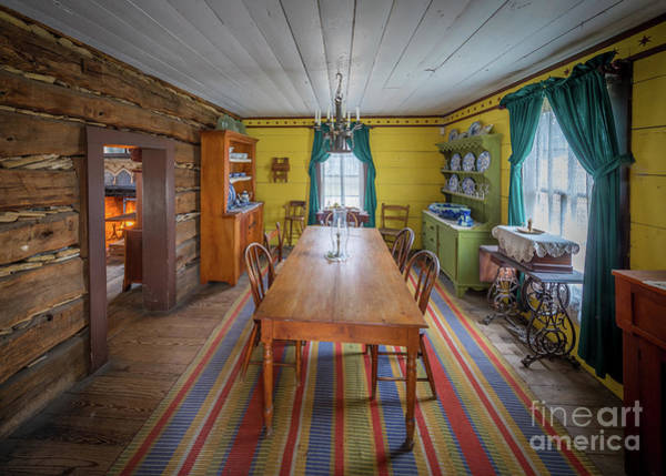 Photograph - Antique Lounge by Inge Johnsson