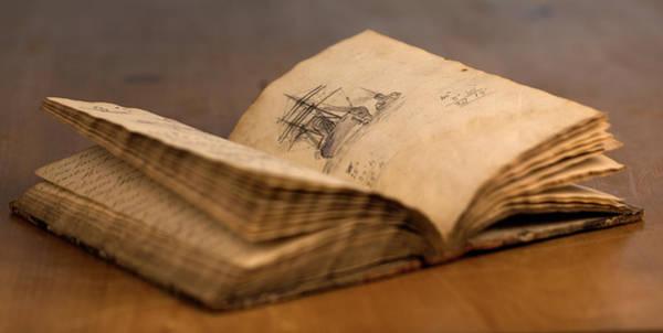 Photograph - Sailors Notebook by Raelene Goddard