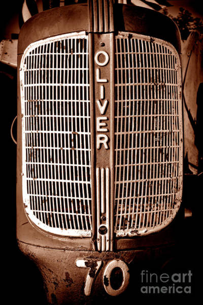 Wall Art - Photograph - Antique Oliver 70 by Olivier Le Queinec