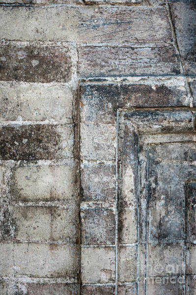 Photograph - Antique Wall Detail by Elena Elisseeva